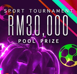 Sport Tournament 2021 - Predict & Win